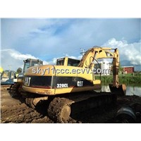 Used Caterpillar 320CL Excavator
