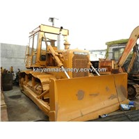 Used Crawler Bulldozer CAT D6D Japan