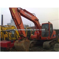 Used Crawler Excavator Doosan DH150LC-7/ Original Japan Low Hours