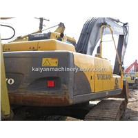 Used Crawler Excavator Volvo EC210BLC in Good Condition