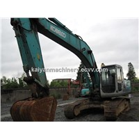 Used Excavator KOBELCO SK230 Ready for work!