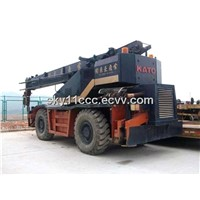 Used Kato KR250-III Rough Terrain Crane