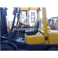 Used TCM 3T Forklift ready for sale