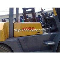 Used TCM 80 Forklift Ready to Work