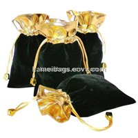 Velvet Jewelry Bags(KM-VEB0083), Velvet Bags, Gift Bags, Promotion Packing Bags, Metallic Bag/Pouch