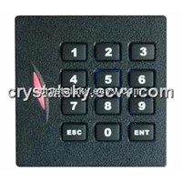 Wiegand RFID Card Reader with Keypad