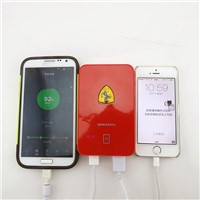 10000mah Battery Powered iPad Charger with Torch Function