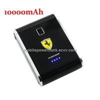 10000mah High Capacity USB Hub with External Power Supply