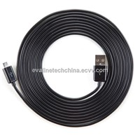 10ft / 3m extra long USB 2.0 A Male to Micro B data Sync Charger Cable 10 feet