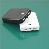 12000mah Mobile Phone External Power Bank for iPhone iPad