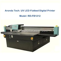 1.2m UV flatbed digital printer with LED light/ Multi-function flatbed printer