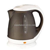 1.8L Electric Kettle, Optional Color, 360 degree rotary base, Stainless steel heating plate