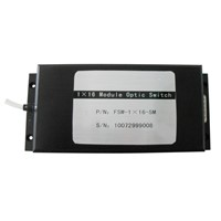 1xN Mechanical Fiber Optic Switch