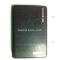 20000mAh high capacity Li-ion battery mobile charger power bank