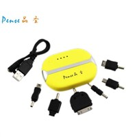 2000mAh portable power bank battery charger for galaxy s3 i9300