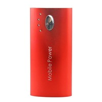 2013 New powerbank 5200mah for mobile/Ipod/Ipad with LED