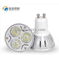 2014 Latest 3w led lamp cup with high quality chip
