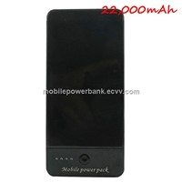 22000mah USB Universal Portable Battery Charger Power Bank for iPhone, Blackberry, Samsung