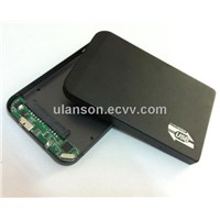2.5 inch Usb 3.0 SATA Hard Drive External Enclosure Case Screwless
