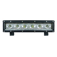 30w CREE Offroad led light bar .driving light , super bright for suv, 4x4 truck