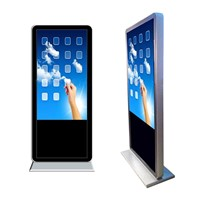 47'' LCD Advertising Display Digital Signage Px-layers with HD Large TFT Screen