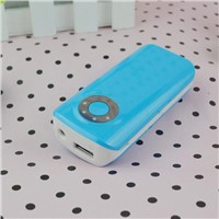 5600mah emergency power bank charger for smartphone