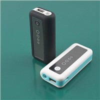 5600mah Mobile Phone Travelling Charger with Flashlight