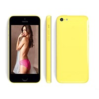 "5C IOS7 i5C MTK6572 Dual Core Android 4.2 WCDMA GPS 4.0"" 3G Phone"