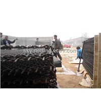 65 MN Steel Wire Vribrating Screen Mesh/Mine Screen Mesh
