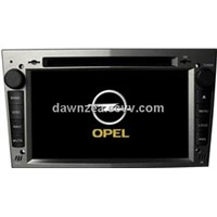 "6.95"" Android 4.0 car dvd gps for Opel"