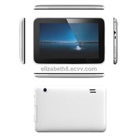 7 inch MTK6572 dual core tablet PC built-in 3G phone call/GPS/wifi/Bluetooth/ WCDMA850/2100
