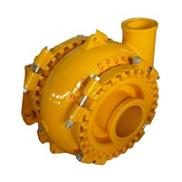 8/6E-AH(R)  series horizontal slurry pump for mine
