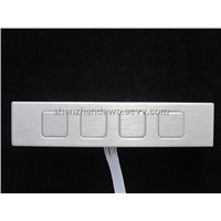 ATM keys/Metal Functional Strip D-8501