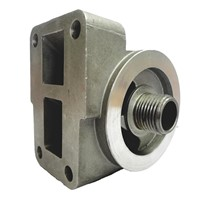 Aluminum Die Casting and Machining Parts