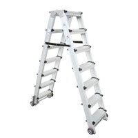 Aluminum Industrial A-shape Ladder