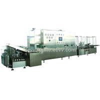 Ampoule Washing, Filling, plugging and  sealing line