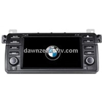 Android 4.0 car dvd for BMW E46