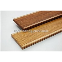 Anti-scratch CE outdoor strand woven bamboo decking