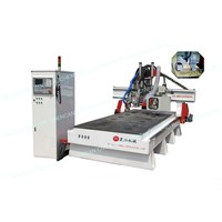 Auto-tool Changer CNC Machine Center with Rang Drill