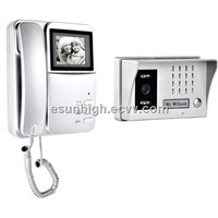 BW Video Door Phone