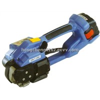 Battery Powered PET/Plastic Strapping Tool ,Electric PET Strapping machine DD160