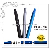 Best Selling High Quality Ecig, Ago Vlcd Dry Herb Vaporizer E Cig