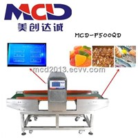 CE Approved./High sensitivity/Food security metal detector Machine MCD-F500QD