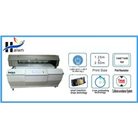 CE certification UV LED printer with high solution and price competitive