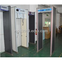 CE pass/Door Frame Metal Detector Walk Through Metal Detector MCD-300 Gate Metal Detector Price
