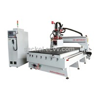 CNC Router Engraving Woodworking  Machine    CC-MS1530AD