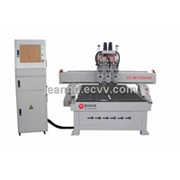 CNC Router With Three Spindles (CC-M1325AS3)