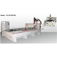CNC Woodworking Machine with Rotary Axis (CC-M1325AG)