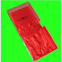 Cable Cardboard Box Packaging with satin