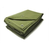 Canvas Tarps (Cotton Tarps, oil-wax tarpaulin)
